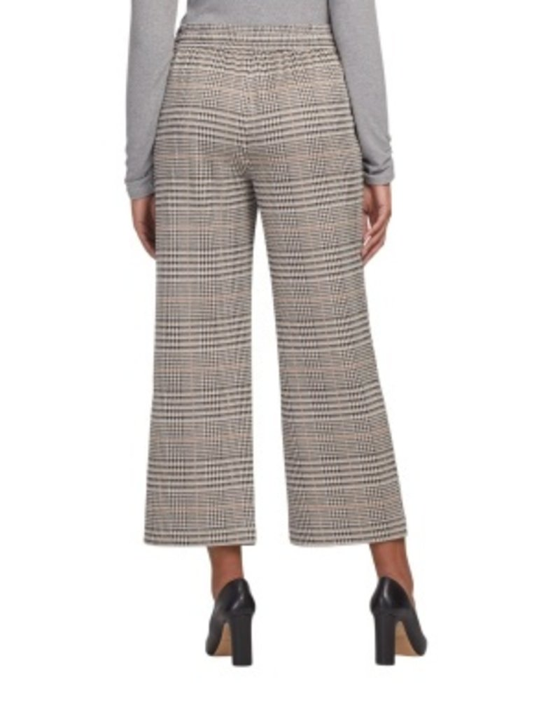 Tribal Sportswear Pull On Ankle Pant w/Drawcord