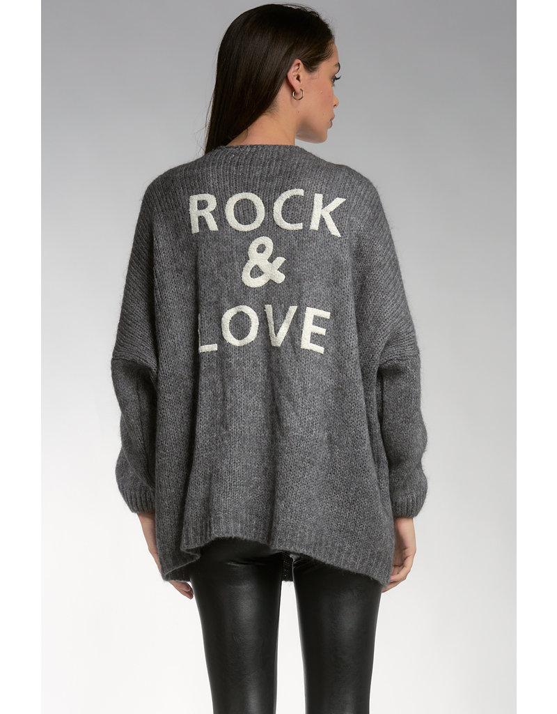 Rock & Love Cardigan