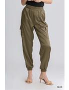 Umgee USA Cargo Jogger Pants