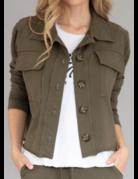 Zenara Cotton Jacket