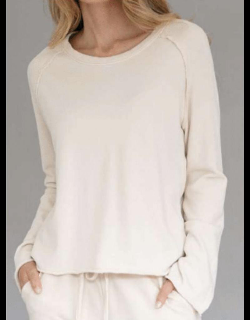 Zenara Cotton Pullover