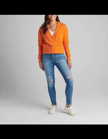 Jag Jeans The Cross Front Sweatshirt