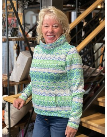 Wooly Bully Rebel Pullover