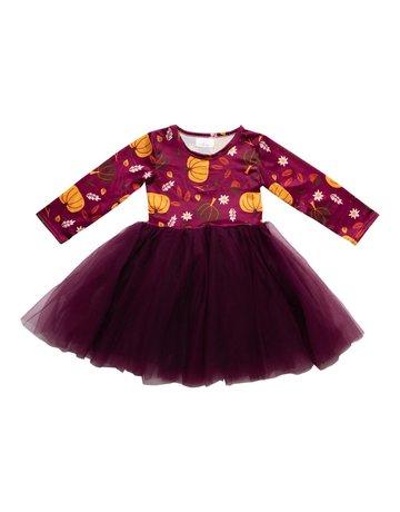 Mila & Rose Pumpkin Patch Tutu Dress
