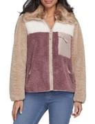 Tribal Sportswear LS Detachable Collar Jacket