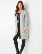 Charlie Paige Open Front Cardigan
