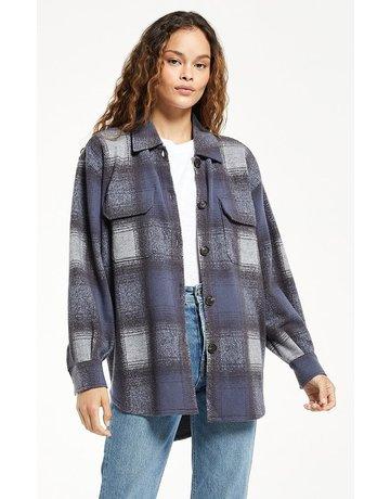 Z Supply Eastyn Plaid Jacket
