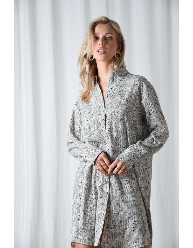 Molly Bracken Ladies Woven Dress