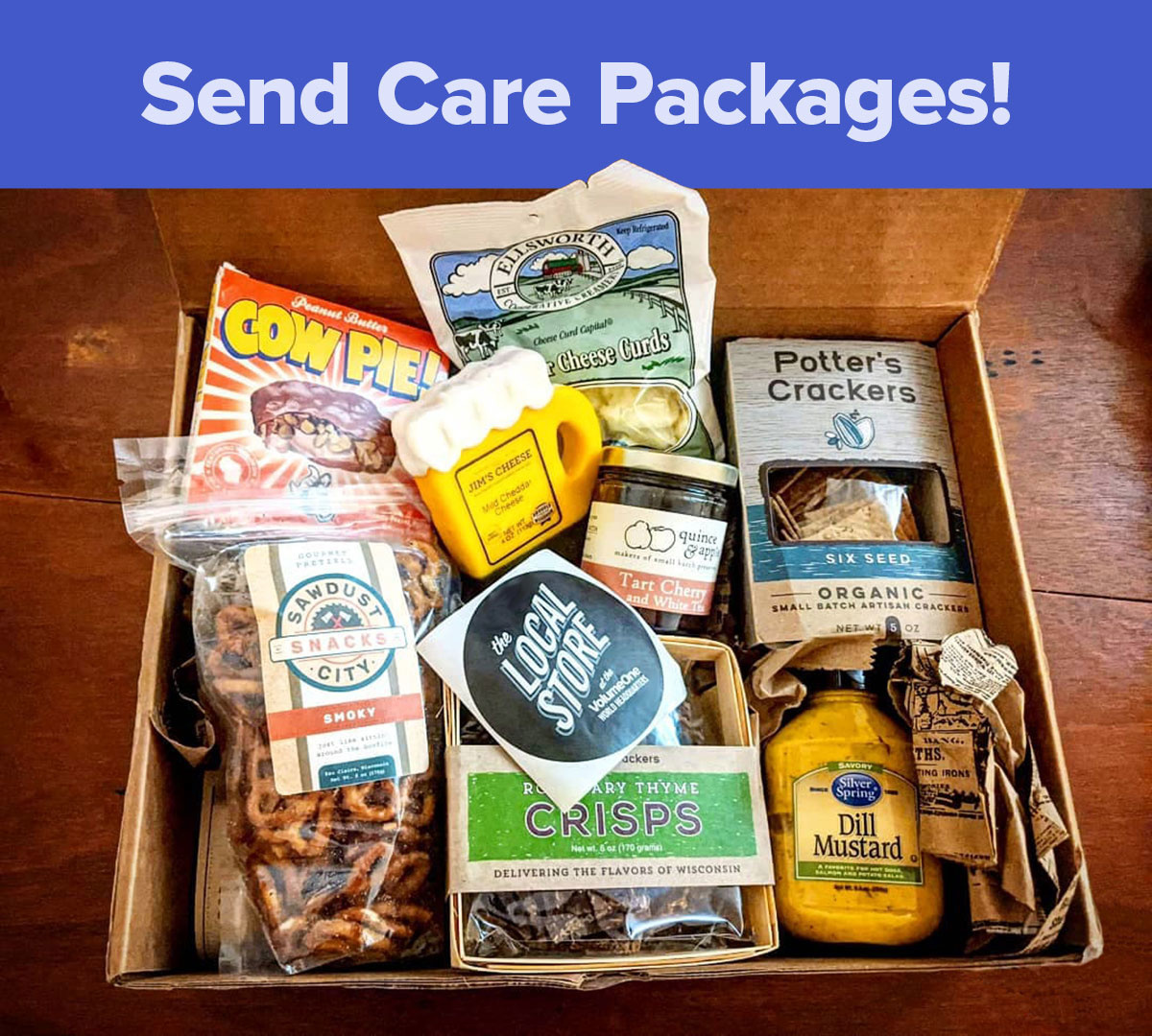 Send Care Packages!