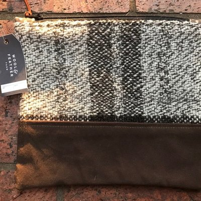 Wool n' Feather Farm Woven Wool Handbag