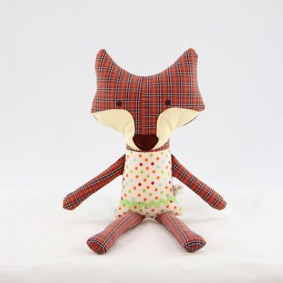 Kiki b Omi Designs Up-Cycled Friend - Fox