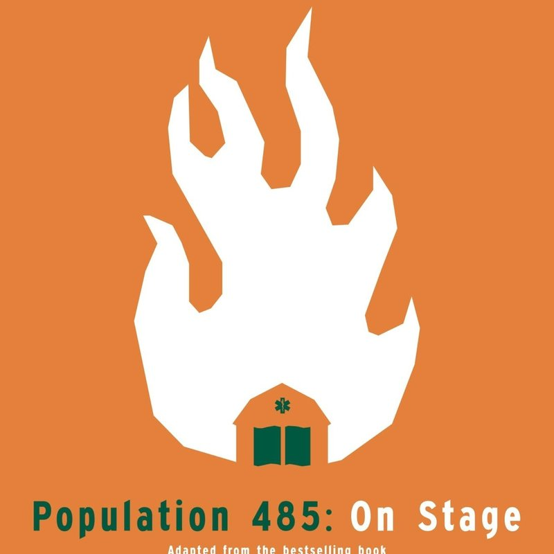Michael Perry Population 485 Poster Print