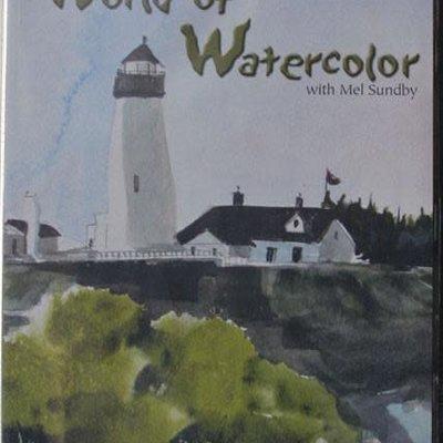 Mel Sundby World of Watercolor