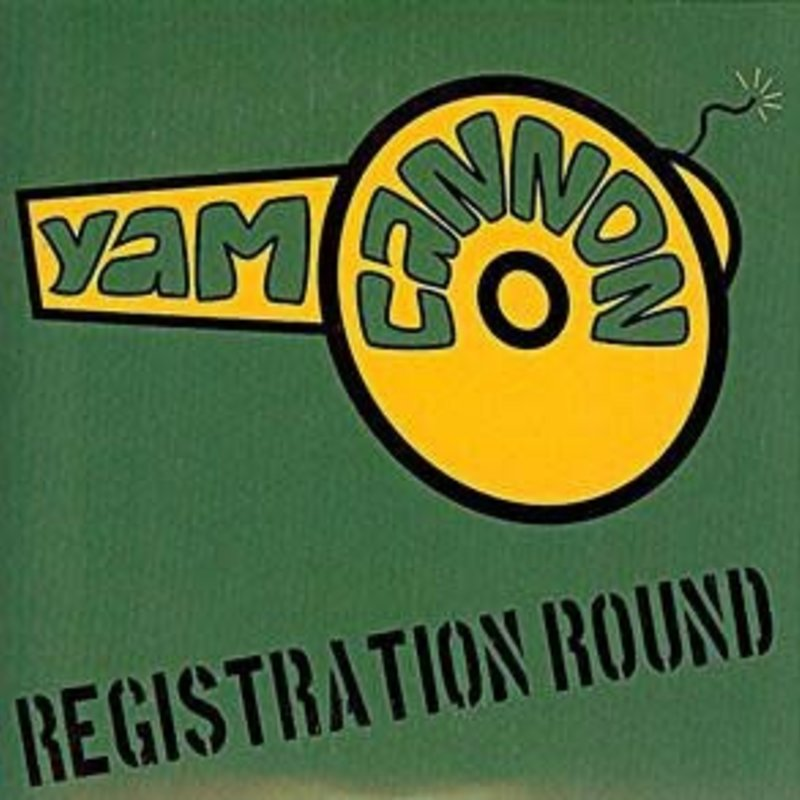 Yam Cannon Registration Round