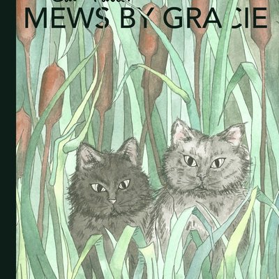 Debbie Waite Cat Tales: Mews by Gracie