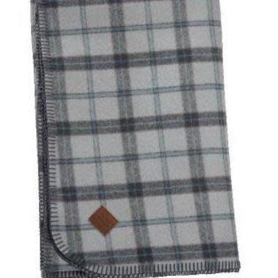 Stormy Kromer Wool Blanket - Frost