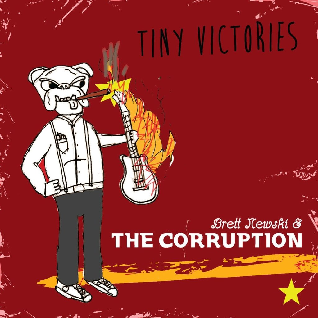 Brett Newski Tiny Victories
