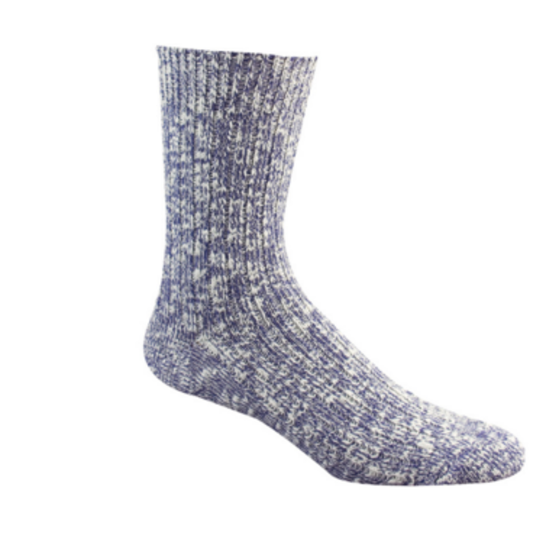 Wigwam Socks Wigwam Socks - Cypress (White/Purple)