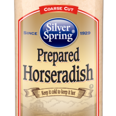 Silver Spring Foods Prepared Horseradish (8 oz.)