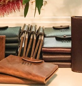 Dead Beat Leather Goods Dead Beat Leather Wallet (w/ Button)