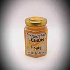 The Muddy Feet Forty Infused Honey - Lemon