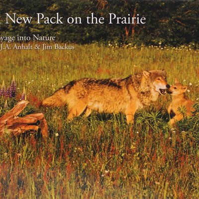 Jim Backus A New Pack on the Prairie