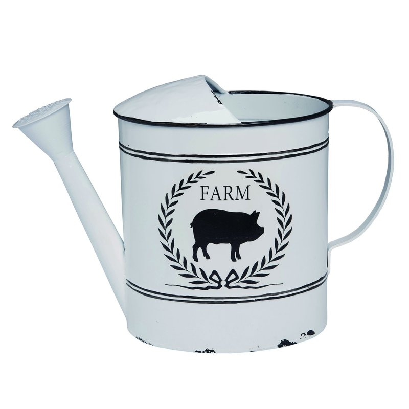 Volume One Watering Can - Farm Pig