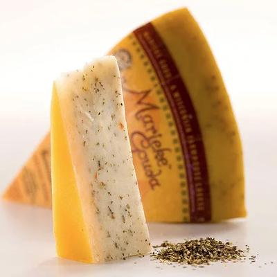 Marieke Gouda Cheese Marieke Gouda Jalapeno (8 oz.)