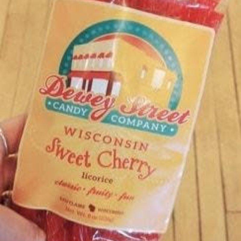 Dewey Street Candy Co. Dewey Street Candy Co. Sweet Cherry Licorice