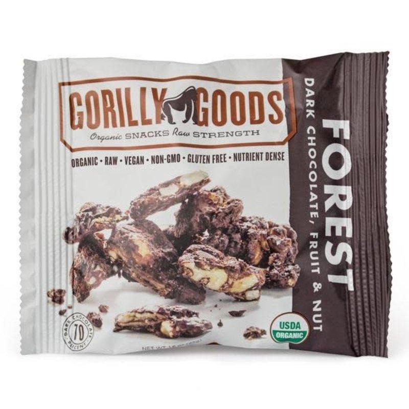 Gorilly Goods Organic Snacks Snack Mix - Forest (Dark Chocolate, Fruit & Nut)