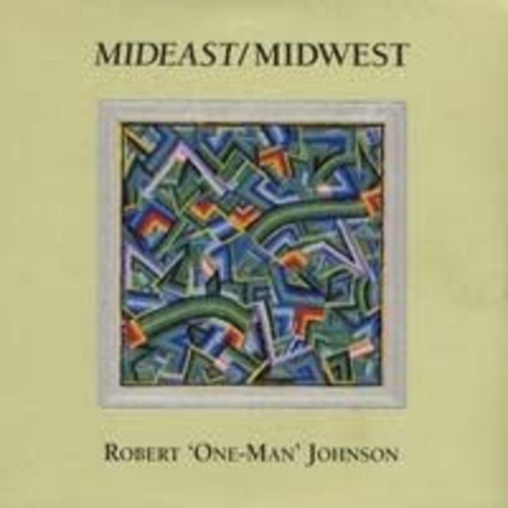 Robert 'One-Man' Johnson Mideast/Midwest