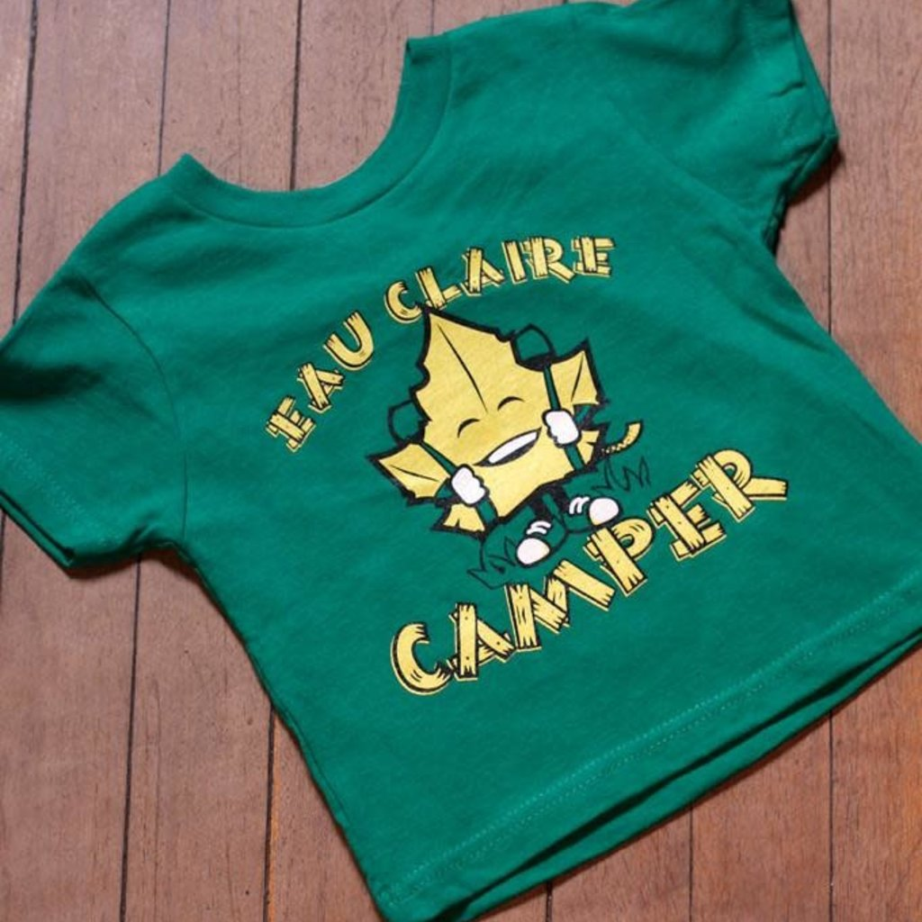 Volume One Eau Claire Camper Tee - Toddler