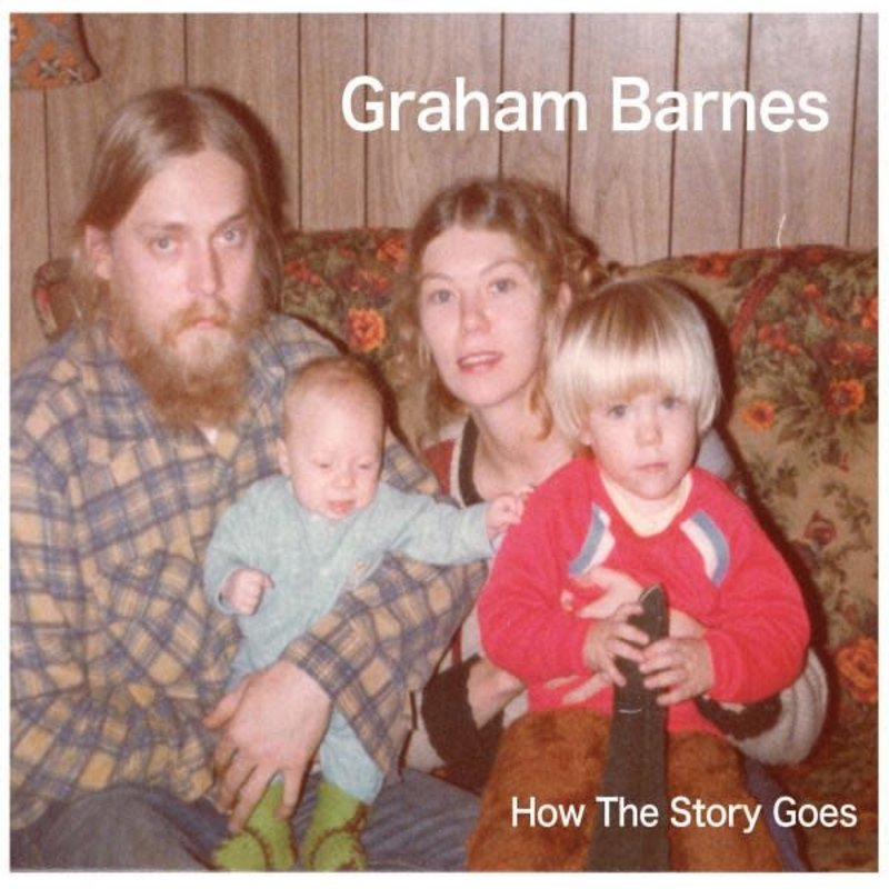Graham Barnes How the Story Goes