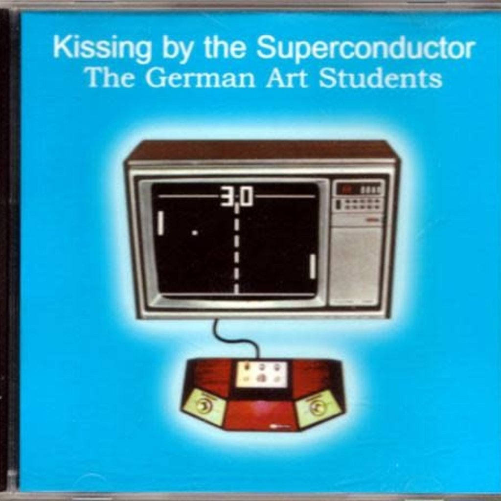 German Art Students Kissing by the Superconductor