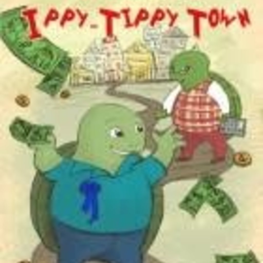 Katie Berdan Trouble in Ippy-Tippy Town