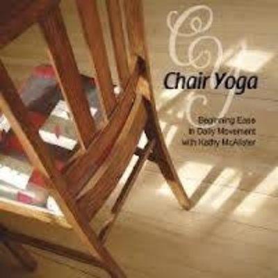 Kathy McAlister Chair Yoga
