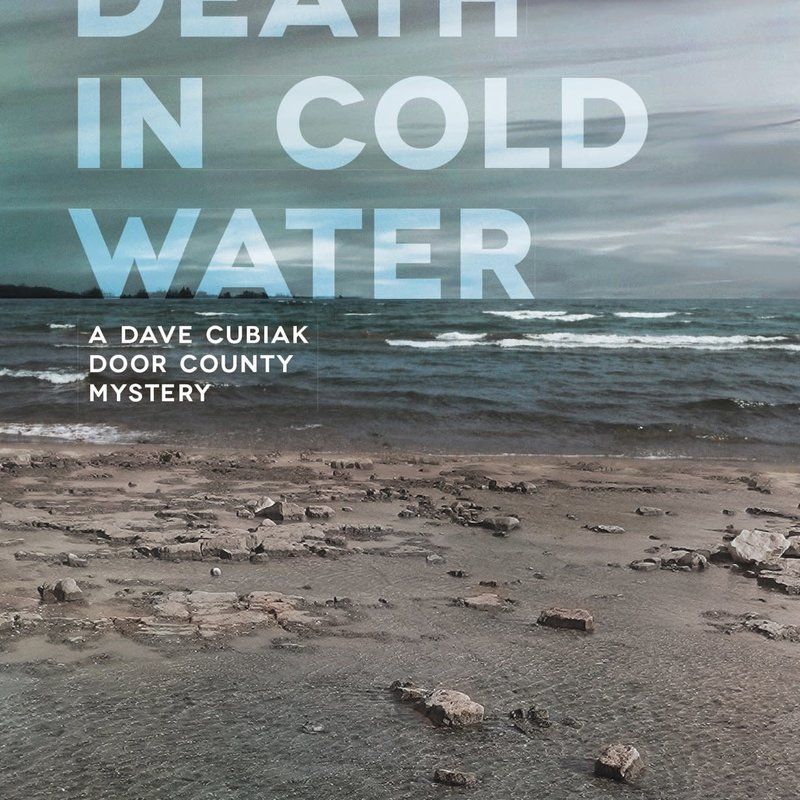 Patricia Skalka Death in Cold Water - Hard Cover