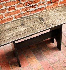 Richard Ballerstein Debossed WI Sitting Bench