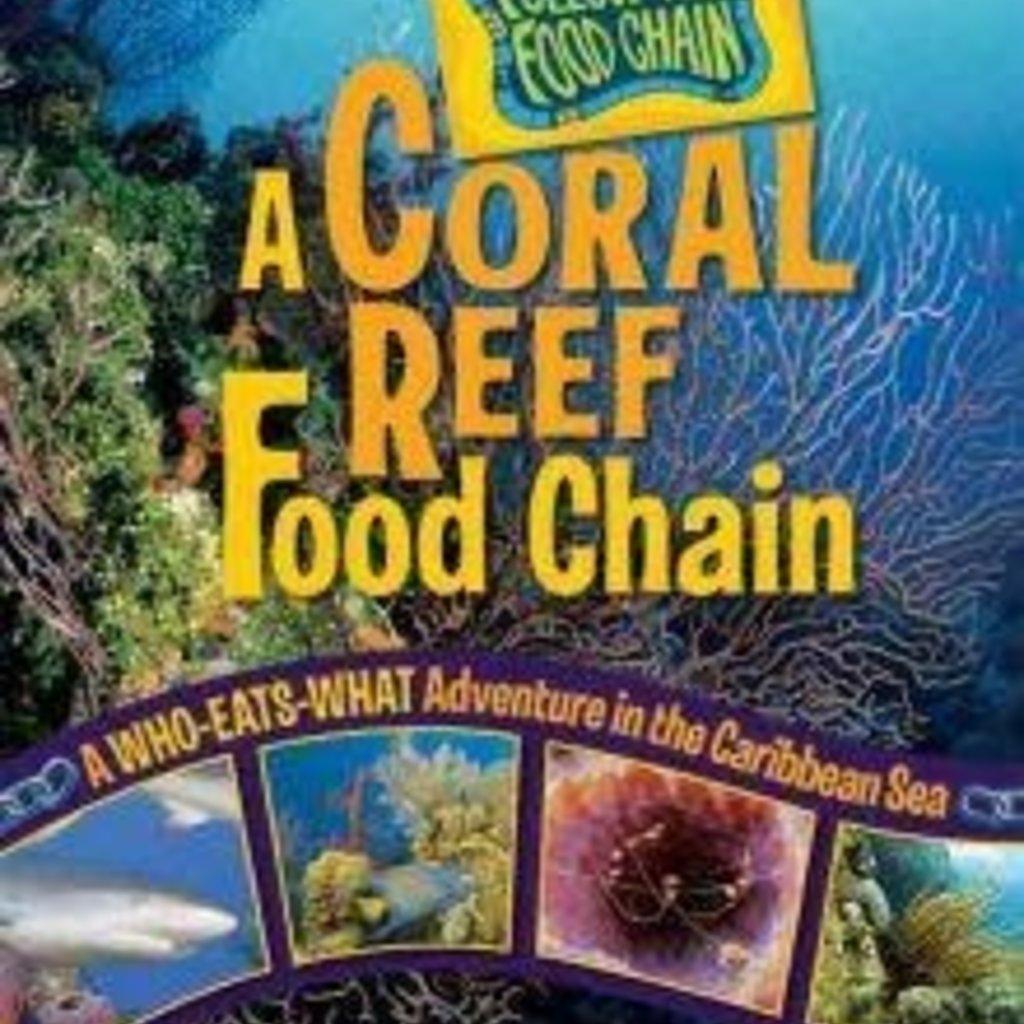 Rebecca Wojahn A Coral Reef Food Chain