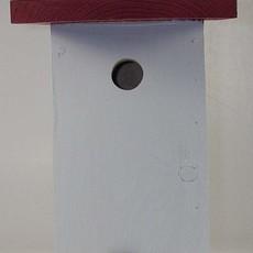 Timberway Designs Bird House - Chickadee Square