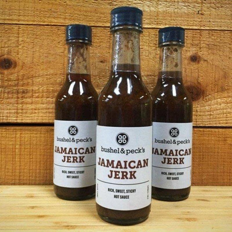 Bushel & Peck's Hot Sauce - Jamaican Jerk (5 oz.)