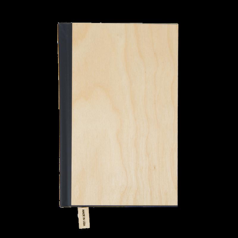 Woodchuck Wood Journal - Birch