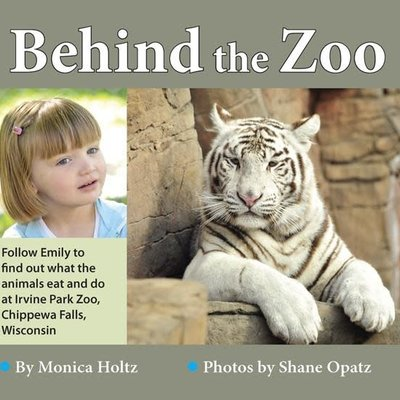Monica Holtz Behind the Zoo