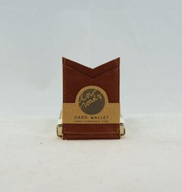 Dead Beat Leather Goods Card Wallet