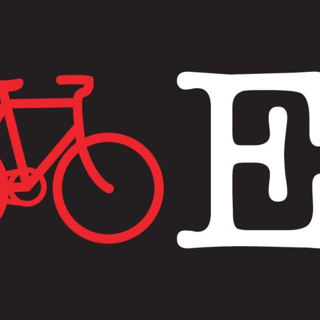 Volume One Sticker - I Bike EC