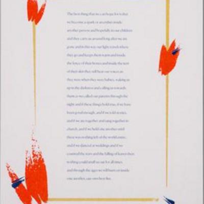 Nickolas Butler Saint Raymon's Cathedral Print