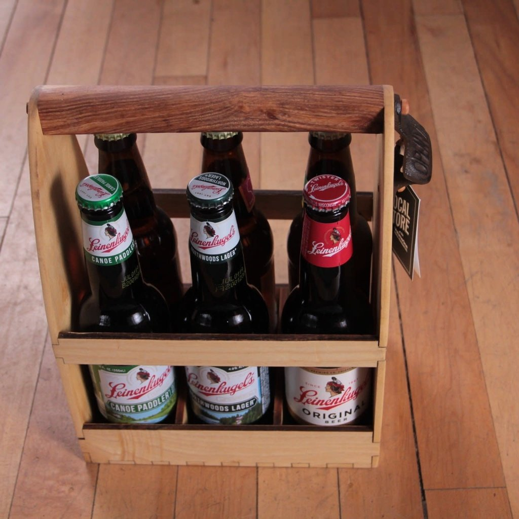 Volume One Gift Basket - The Six Pack