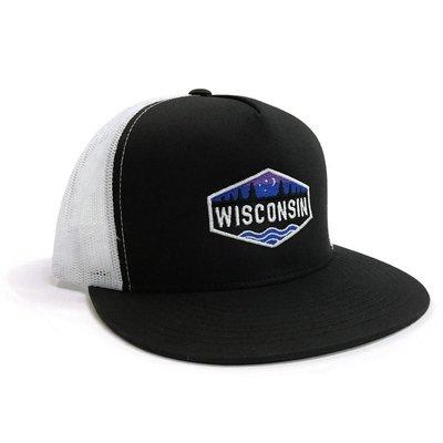 Forward Apparel Company Wisconsin Night Sky Hat