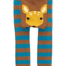 Volume One Kids Leggings - Woodland Deer (Fawn)