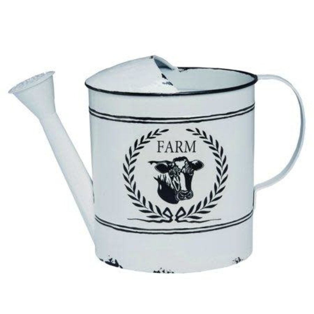 Volume One Watering Can - Farm Cow